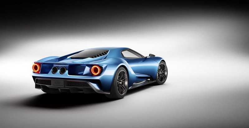 2017 Ford GT High Resolution Exterior - image 610228