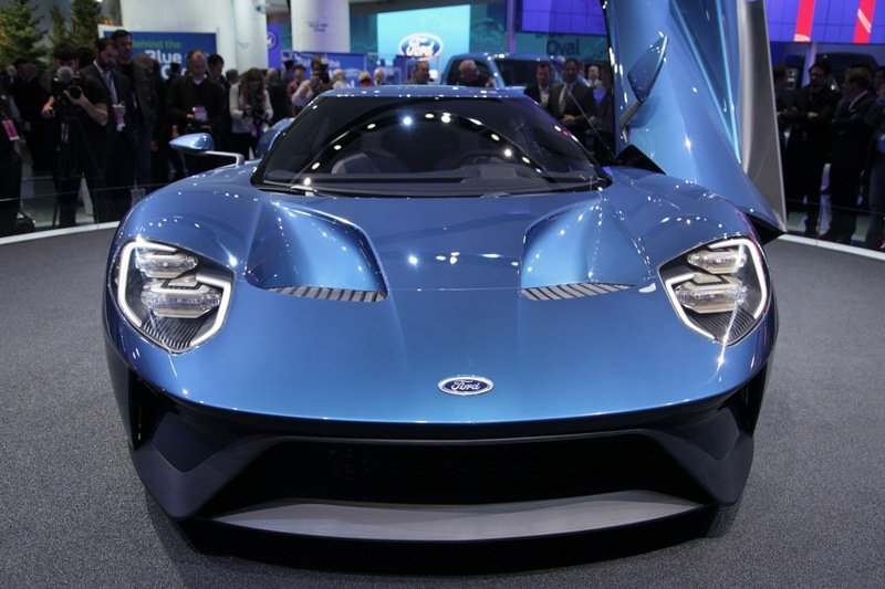 2017 Ford GT Exterior - image 610658