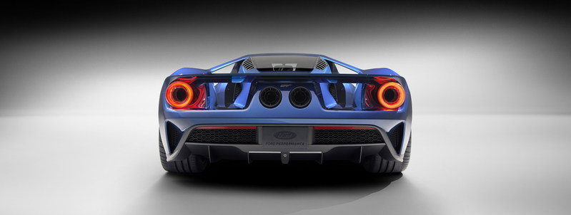 2017 Ford GT High Resolution Exterior - image 610229
