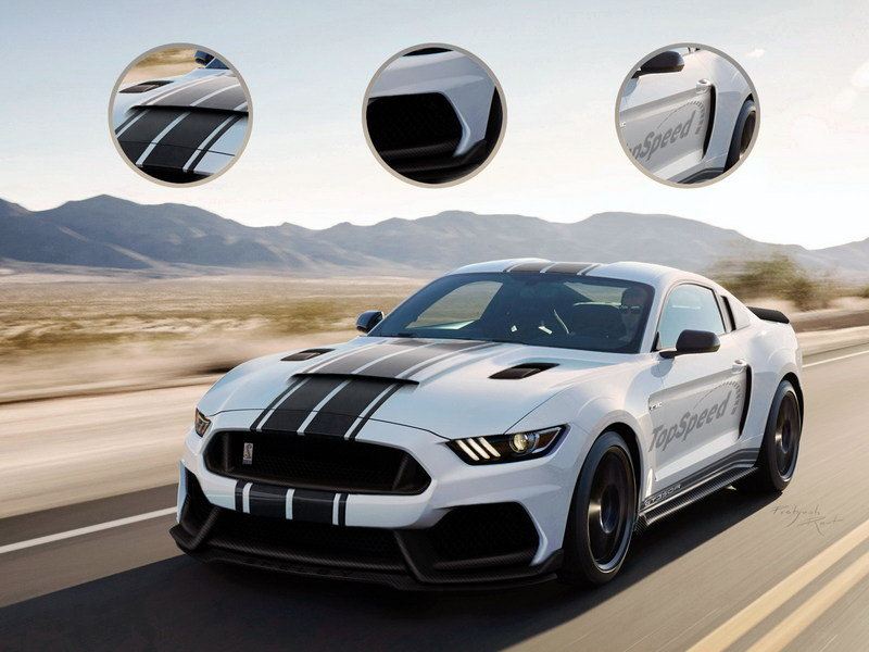 2016 Ford Shelby GT350R Mustang Exclusive Renderings - image 608633