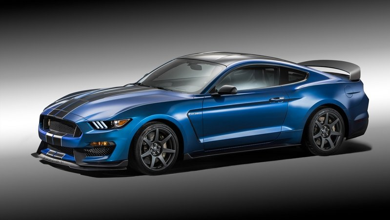2016 Ford Shelby GT350R Mustang High Resolution Exterior - image 610252