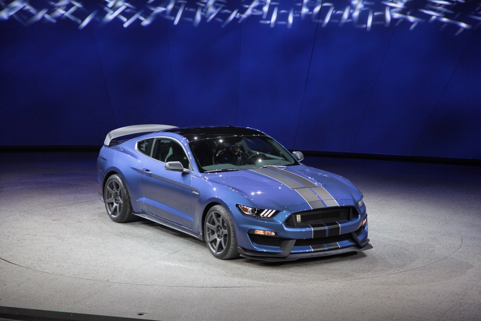 2016 ford shelby gt350r mustang picture 610326 car. Black Bedroom Furniture Sets. Home Design Ideas