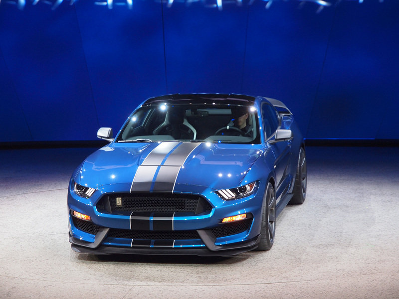 2016 Ford Shelby GT350R Mustang Exterior - image 610700