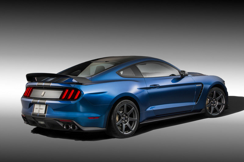 2016 Ford Shelby GT350R Mustang High Resolution Exterior - image 610240