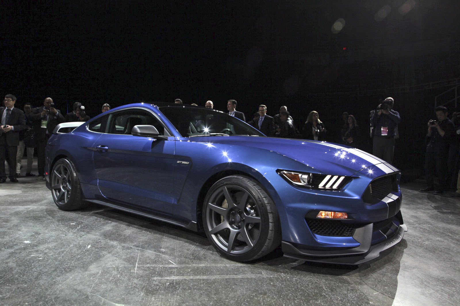 Gt350r Review >> 2016 Ford Shelby GT350R Mustang - Picture 612598 | car review @ Top Speed