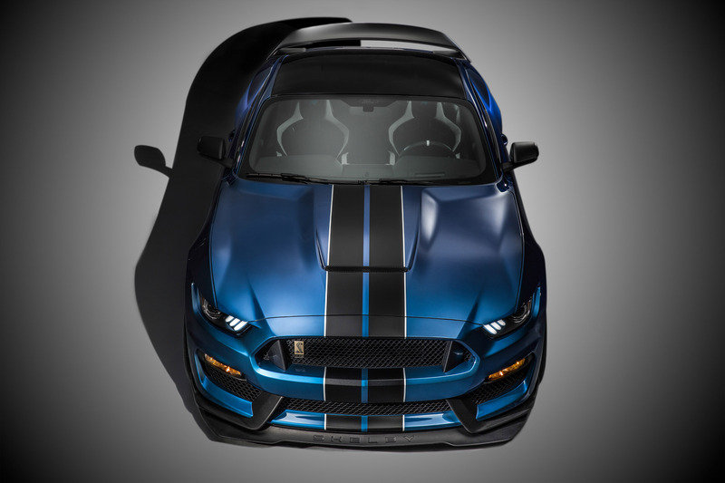2016 Ford Shelby GT350R Mustang High Resolution Exterior - image 610241