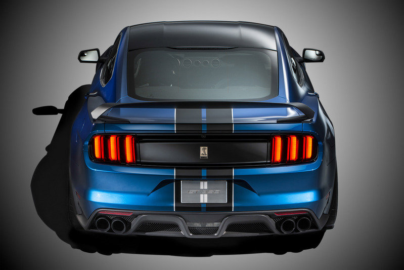 2016 Ford Shelby GT350R Mustang High Resolution Exterior - image 610242