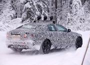 Spy Shots: 2016 Jaguar XF Caught Playing in the Snow - image 611305