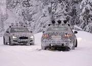 Spy Shots: 2016 Jaguar XF Caught Playing in the Snow - image 611297