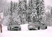Spy Shots: 2016 Jaguar XF Caught Playing in the Snow - image 611298