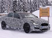 Spy Shots: 2016 Jaguar XF Caught Playing in the Snow - image 611299