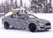Spy Shots: 2016 Jaguar XF Caught Playing in the Snow - image 611300