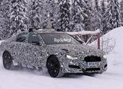 Spy Shots: 2016 Jaguar XF Caught Playing in the Snow - image 611296