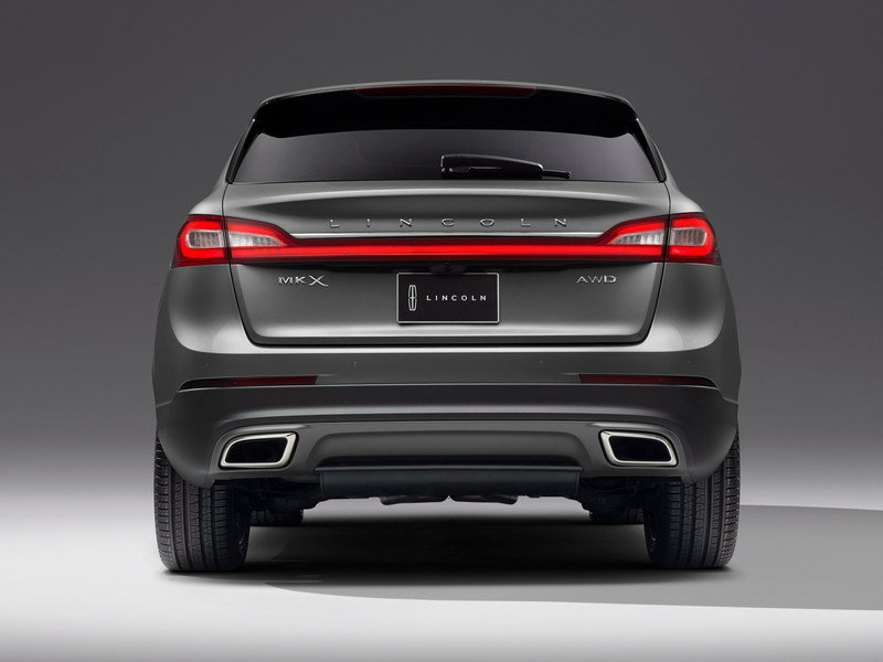 2016 Lincoln MKX High Resolution Exterior - image 610812