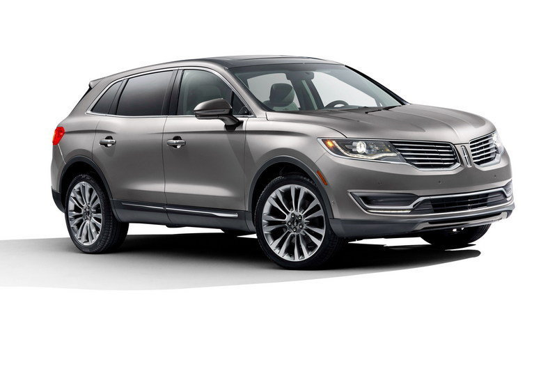 2016 Lincoln MKX High Resolution Exterior - image 610816