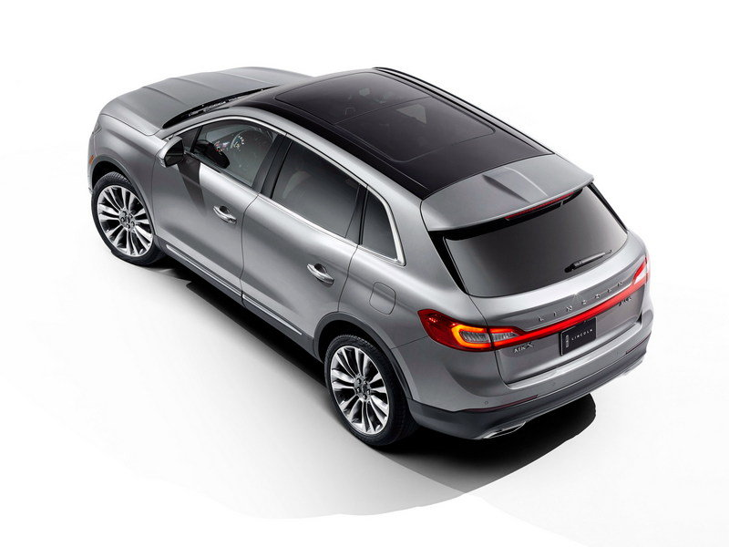 2016 Lincoln MKX Unveiled in Detroit High Resolution Exterior - image 610817