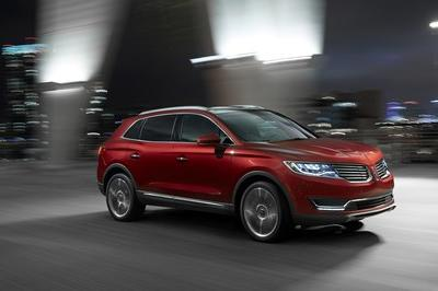 2016 Lincoln MKX - image 610801