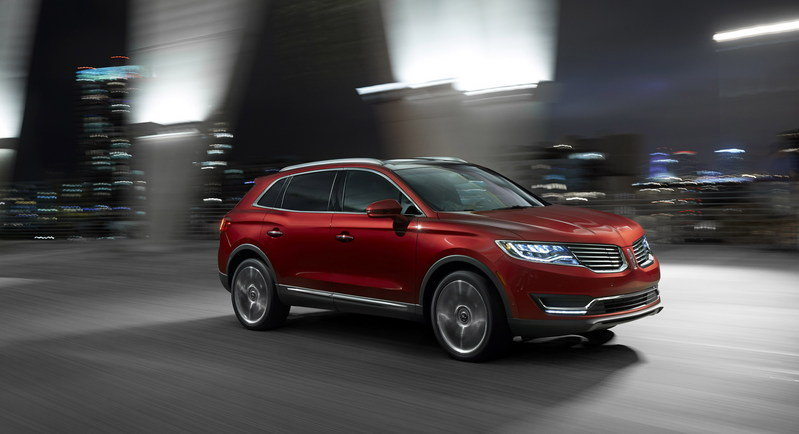 2016 Lincoln MKX High Resolution Exterior - image 610801