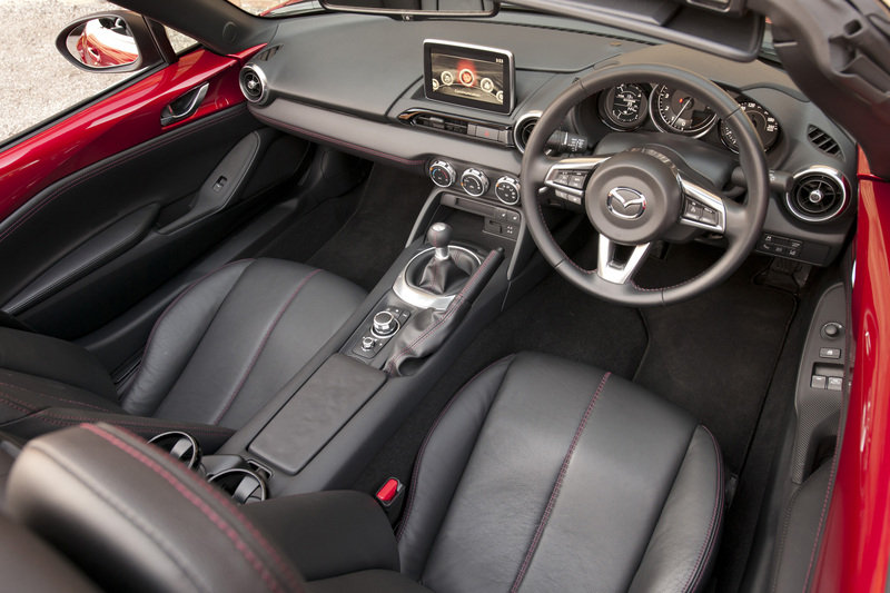 2016 Mazda MX-5 High Resolution Interior - image 614560