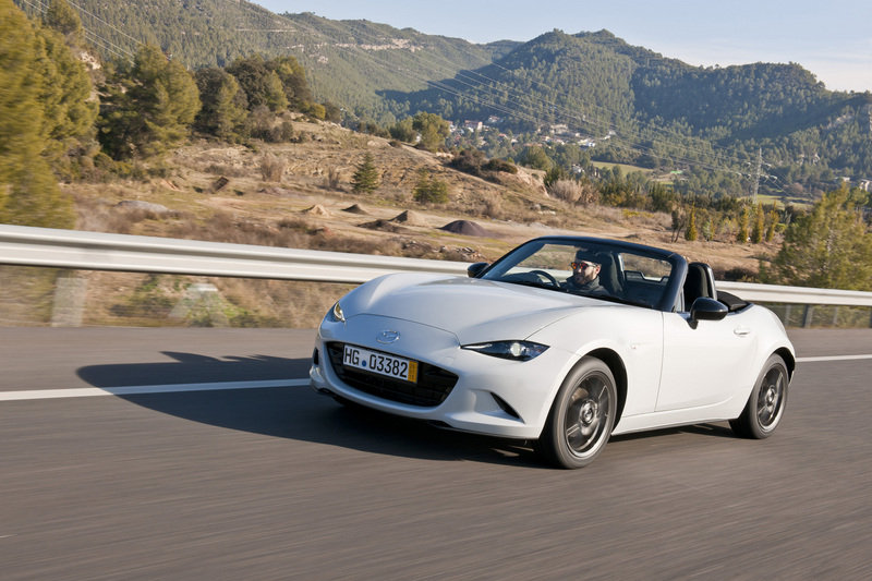 2016 Mazda MX-5 High Resolution Exterior - image 614474