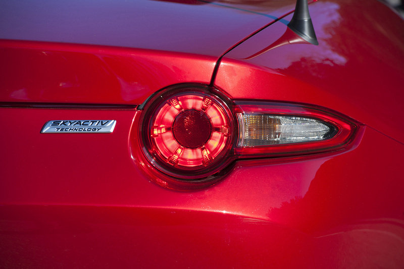 2016 Mazda MX-5 High Resolution Exterior - image 614479