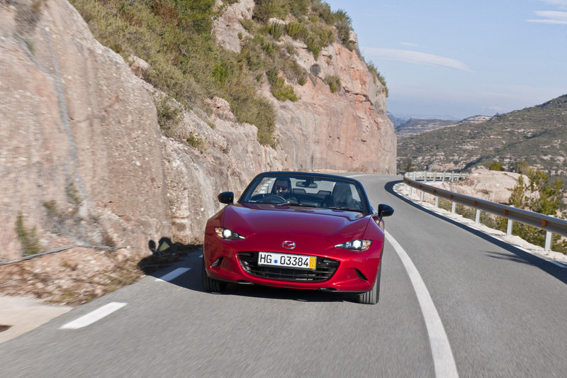 2016 Mazda MX-5 High Resolution Exterior - image 614490