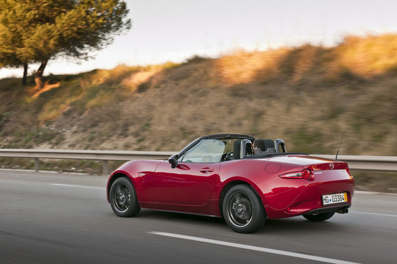 2016 Mazda MX-5 High Resolution Exterior - image 614505