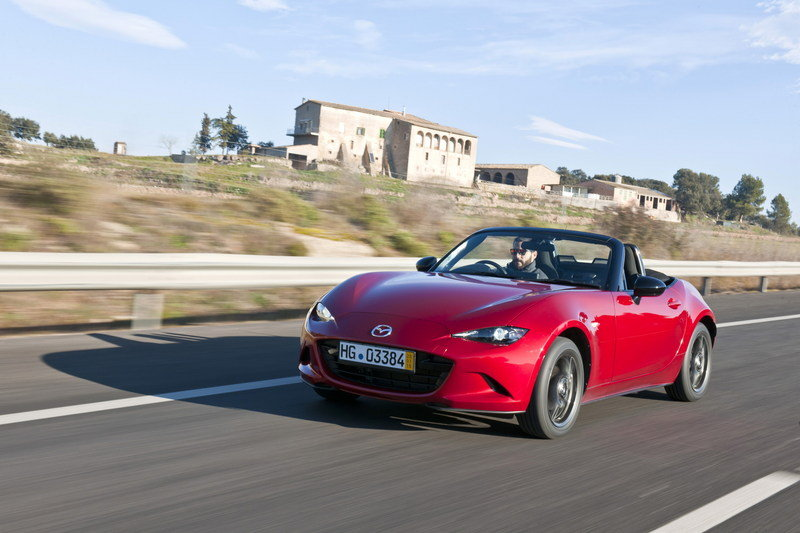 2016 Mazda MX-5 High Resolution Exterior - image 614461