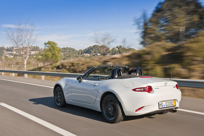 2016 Mazda MX-5 High Resolution Exterior - image 614516