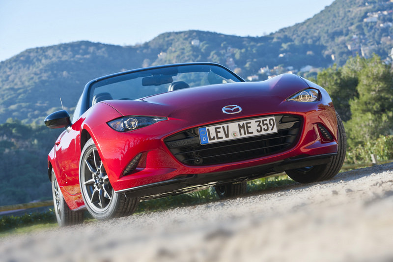 2016 Mazda MX-5 High Resolution Exterior - image 614522