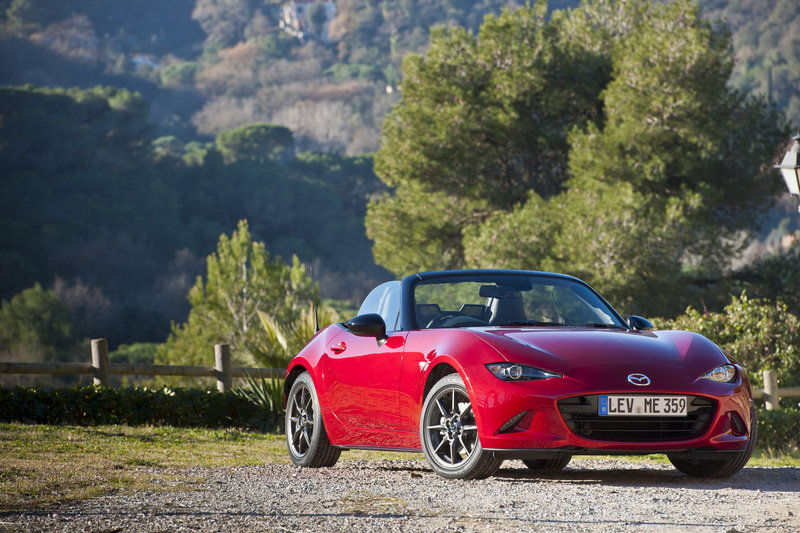 Mazda Mx5 Miata Reviews Specs Prices Photos And Videos Top Speed