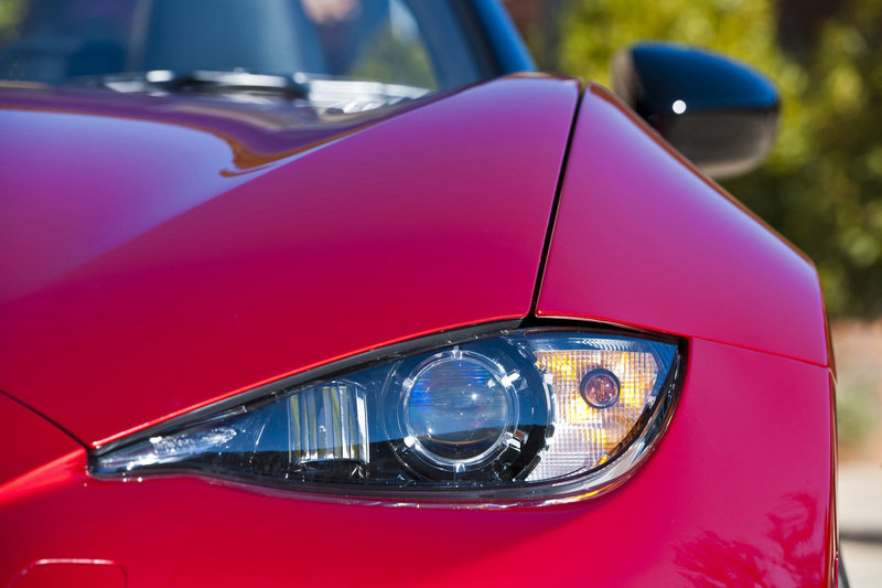 2016 Mazda MX-5 High Resolution Exterior - image 614463