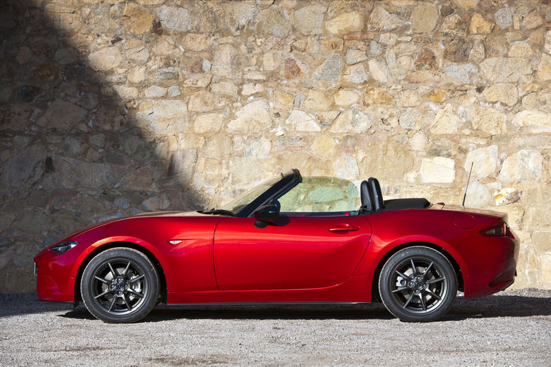 2016 Mazda MX-5 High Resolution Exterior - image 614536