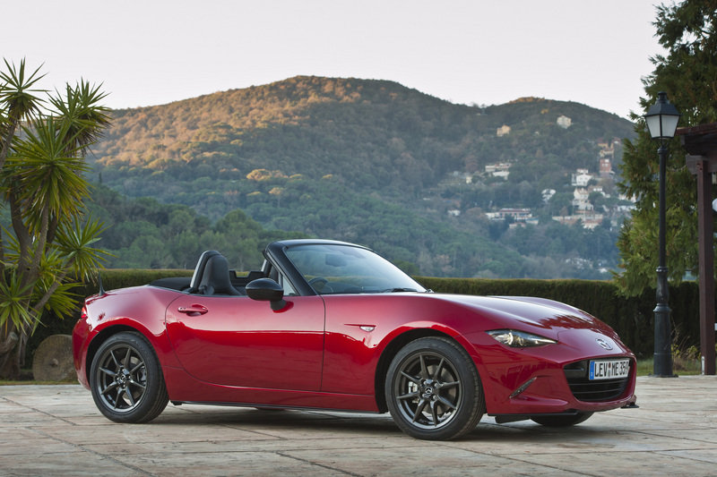 2016 Mazda MX-5 High Resolution Exterior - image 614540