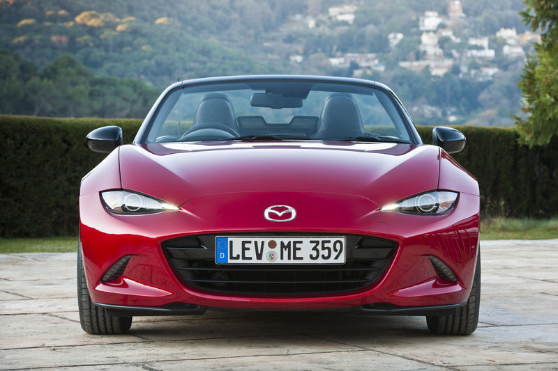 Mazda Is Looking To Electrify the Next-Gen MX-5 Miata, But It's not As Simple as it Sounds
