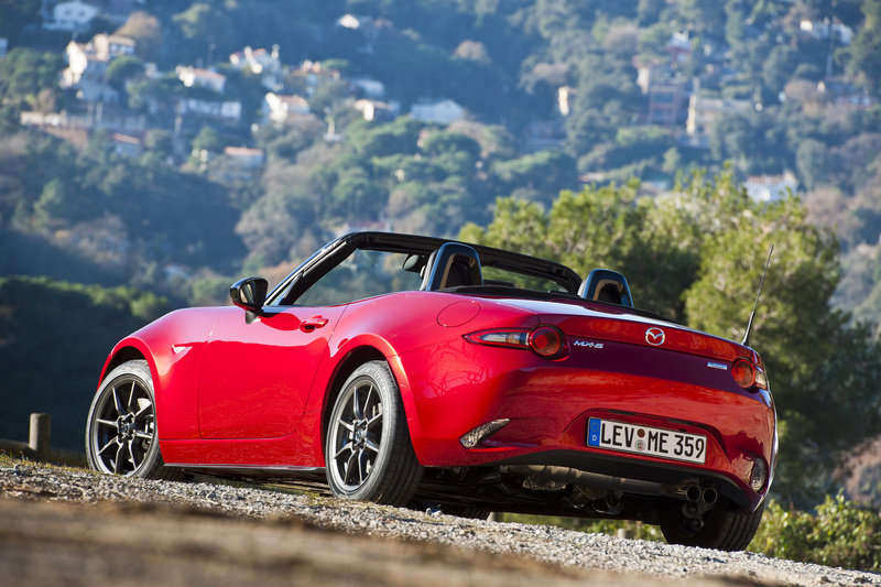 2016 Mazda MX-5 High Resolution Exterior - image 614553