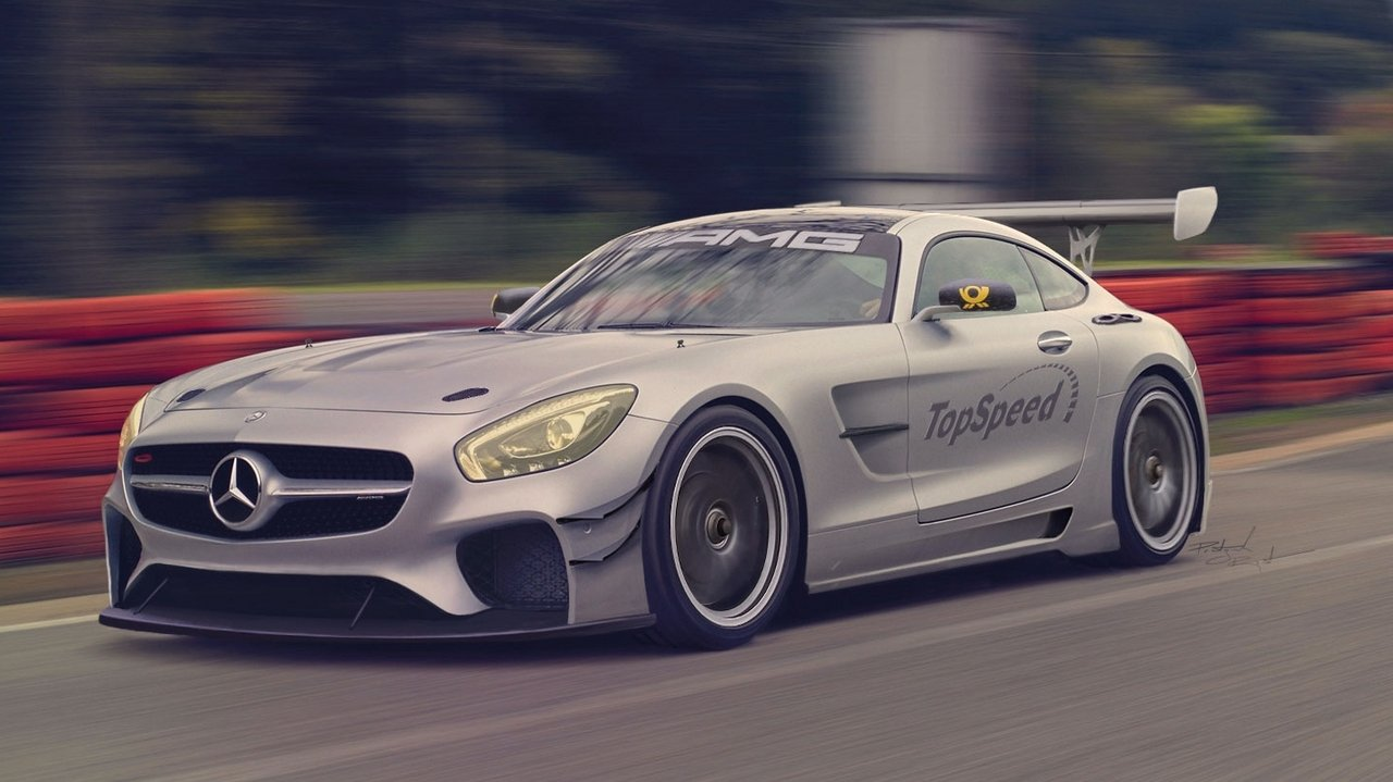 2016 mercedes amg gt3 picture 612357 car review top speed. Black Bedroom Furniture Sets. Home Design Ideas