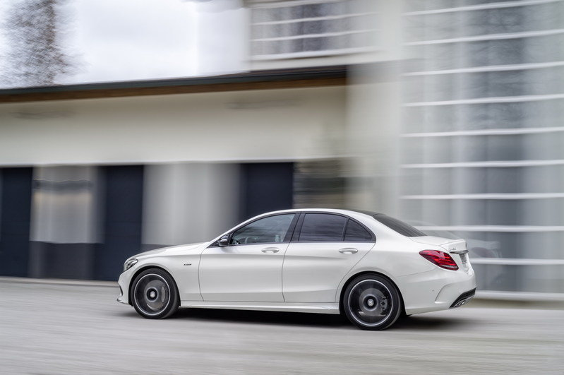 2016 Mercedes-Benz C450 AMG 4MATIC High Resolution Exterior - image 610200
