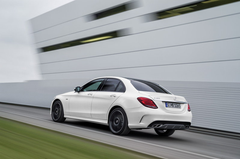 2016 Mercedes-Benz C450 AMG 4MATIC High Resolution Exterior - image 610201