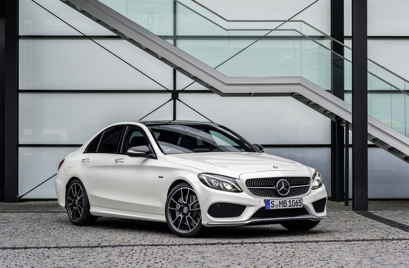 2016 Mercedes-Benz C450 AMG 4MATIC High Resolution Exterior - image 610204