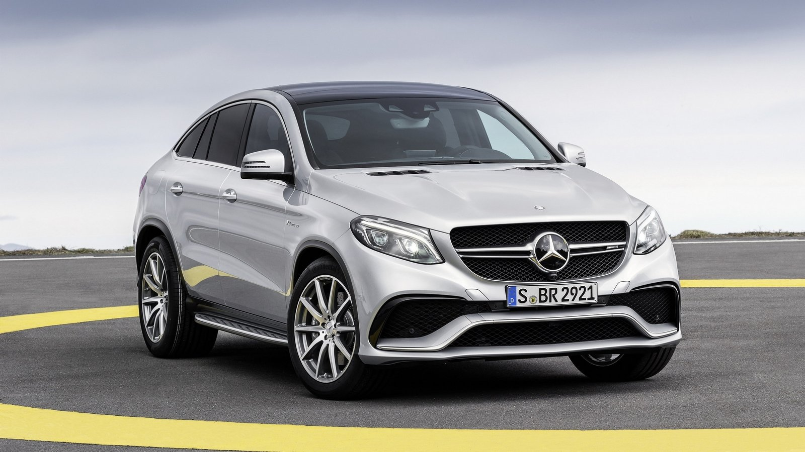 2016 Mercedes Benz Gle63 Amg Coupe Gallery 610186 Top Speed