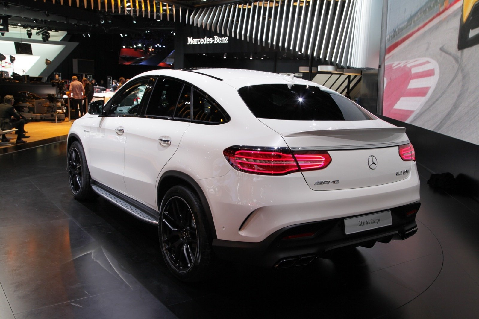 2016 mercedes benz gle63 amg coupe picture 612697 car for Mercedes benz gle63