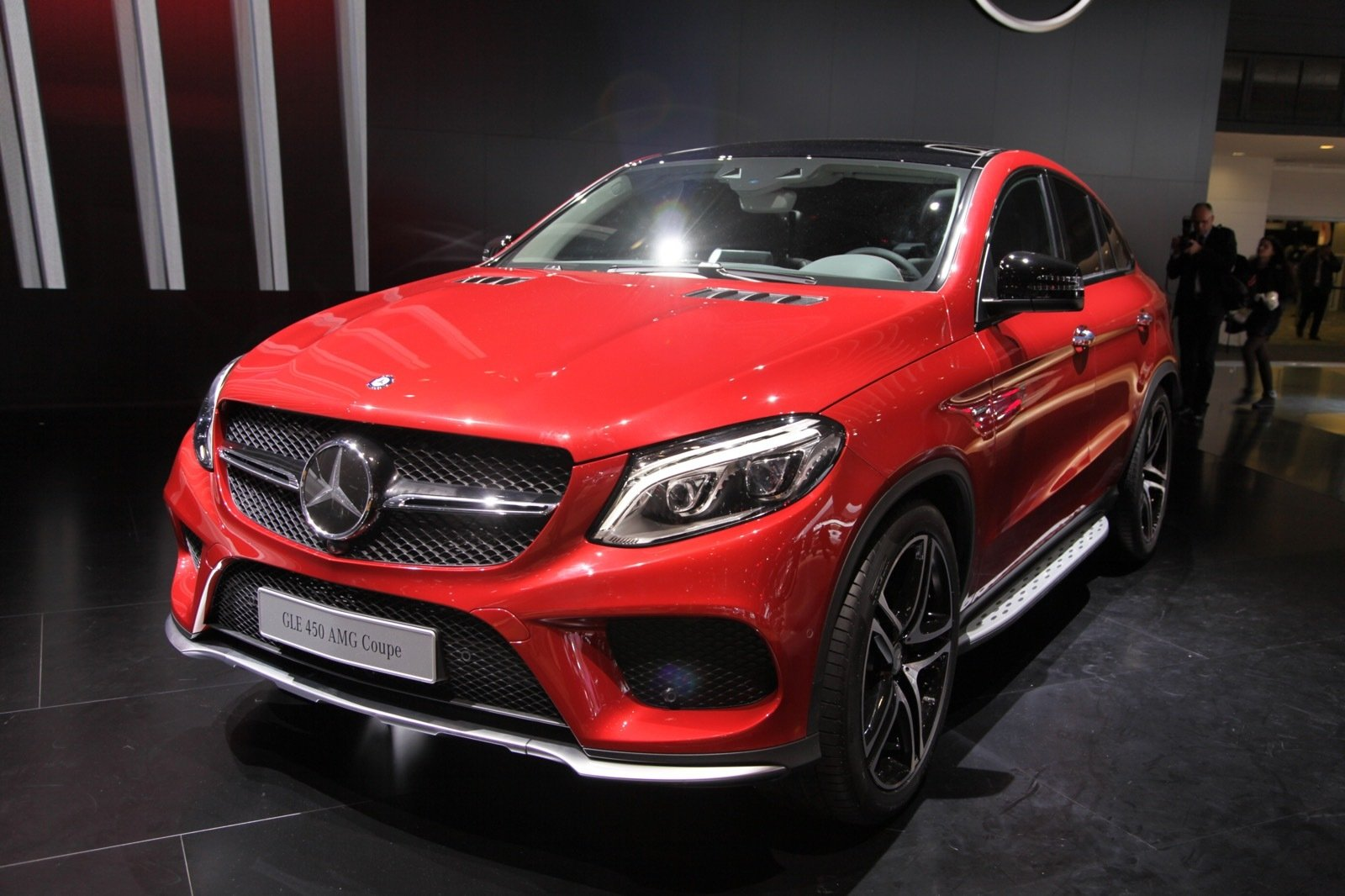 2016 mercedes benz gle63 amg coupe picture 612713 car for Mercedes benz gle63