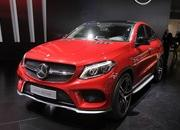 2016 Mercedes-Benz GLE63 AMG Coupe - image 612713