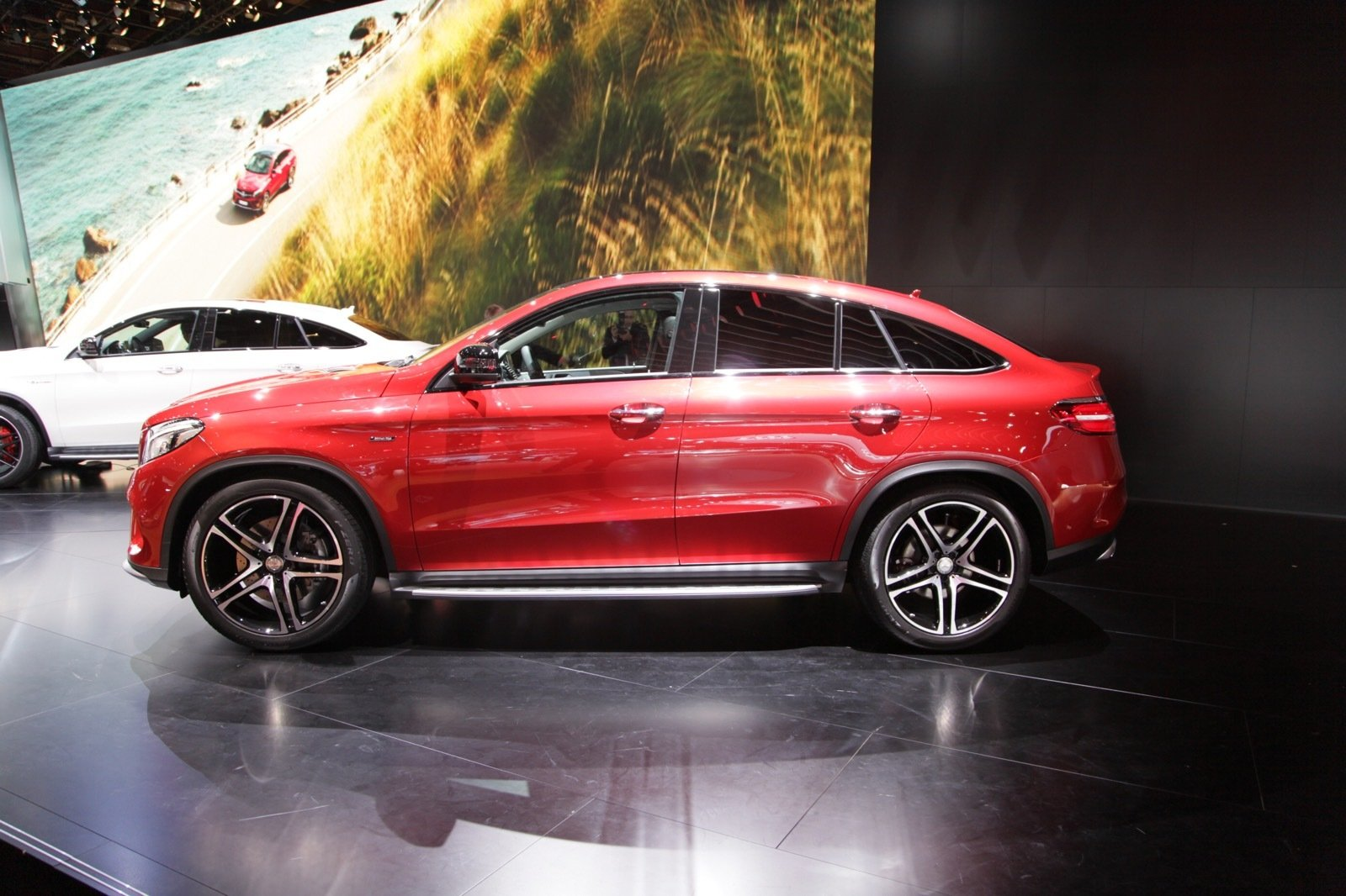 2016 mercedes benz gle63 amg coupe picture 612714 car for Mercedes benz gle63