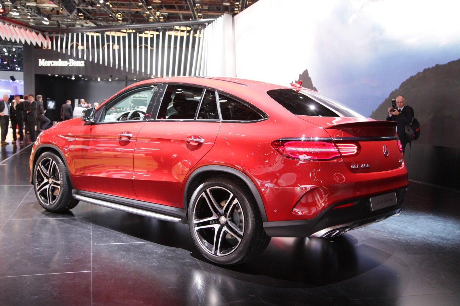 2016 mercedes benz gle63 amg coupe picture 612715 car for Mercedes benz gle63