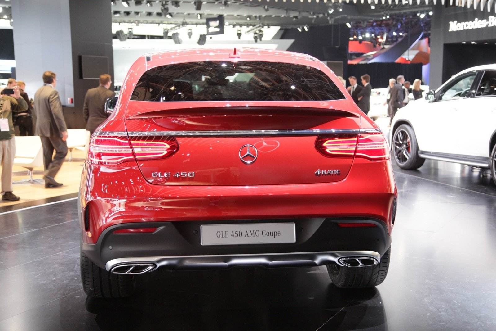 2016 mercedes benz gle63 amg coupe picture 612716 car for Mercedes benz gle63