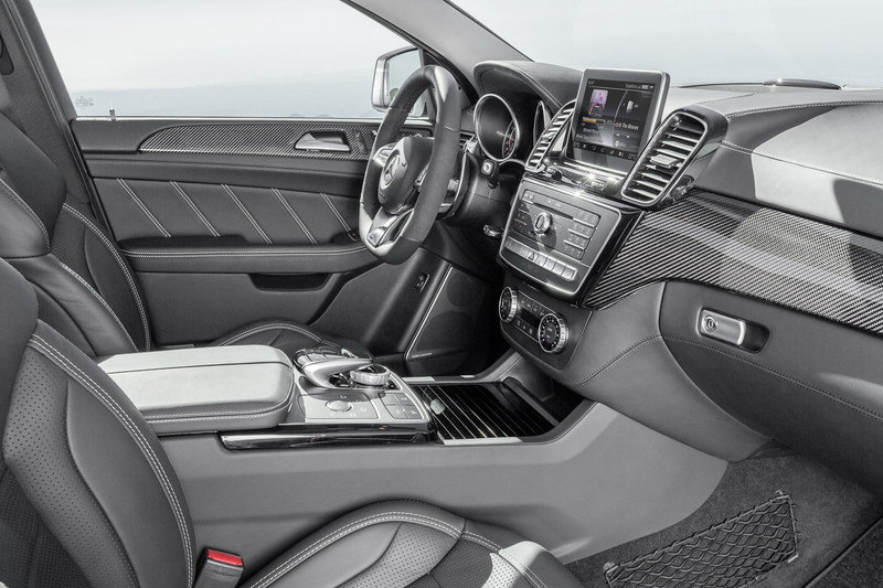 2016 Mercedes-Benz GLE63 AMG Coupe Interior - image 610149