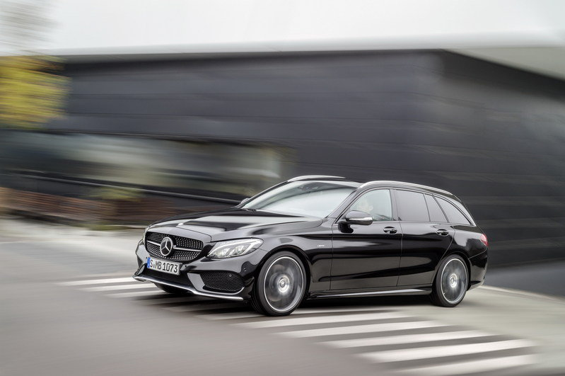2016 Mercedes C450 Sport AMG Wagon High Resolution Exterior - image 610270