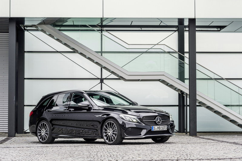 2016 Mercedes C450 Sport AMG Wagon High Resolution Exterior Wallpaper quality - image 610272